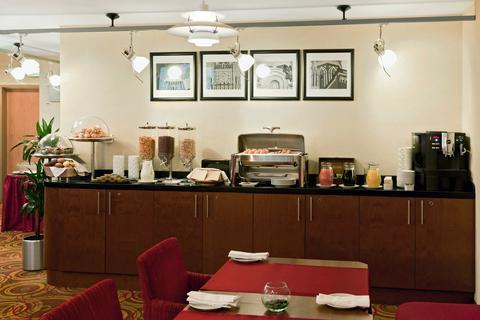 Отель Holiday Inn Moscow - Лесная