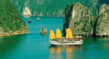 Indochina Sails Cruise - dream vacation