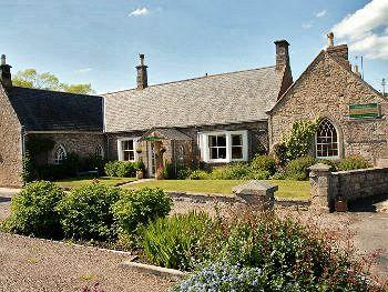 The Coach House Bed and Breakfast Cornhill-on-Tweed - dream vacation