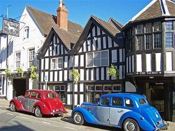 Talbot Hotel Ledbury - dream vacation