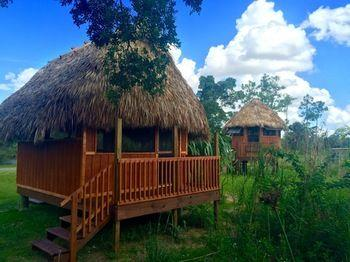 Chickee Cottages at Big Cypress Trail Lakes Campground - dream vacation
