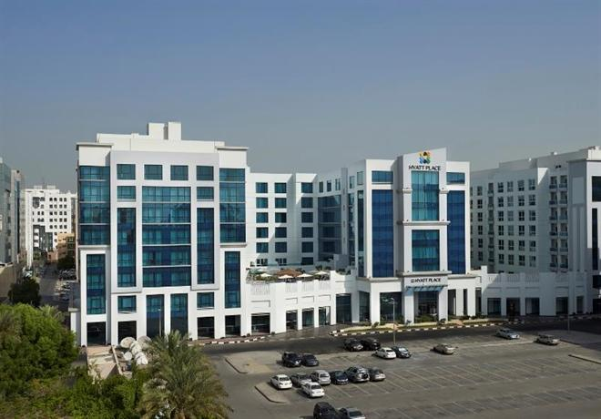 Hyatt Place Dubai / Al Rigga 이미지