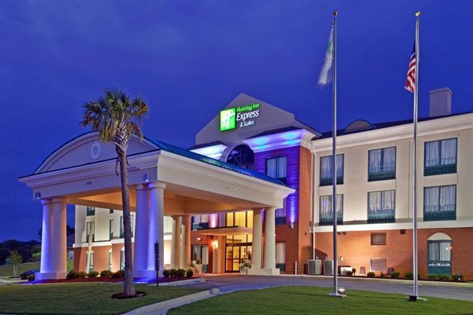 Holiday Inn Express Hotel & Suites Selma Alabama - dream vacation