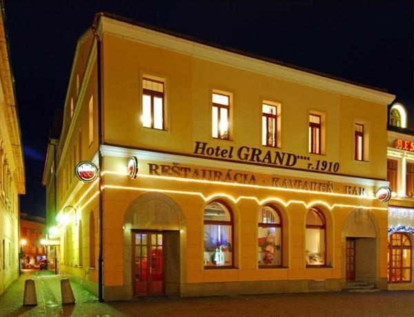 Hotel Grand Zilina - dream vacation