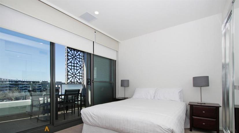 Photo: Accommodate Canberra - Braddon IQ Smart Apartments