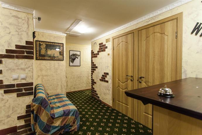 Отель Winterfell на Арбате