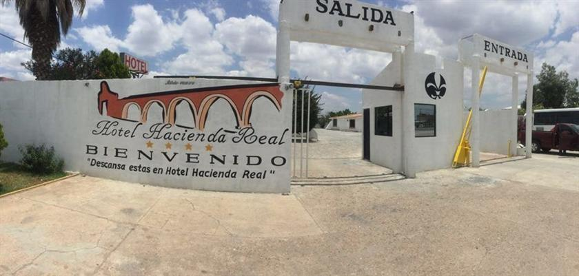 Hotel Hacienda Real Guadalupe - dream vacation