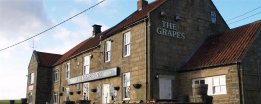 The Grapes Inn - dream vacation