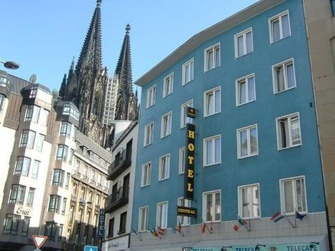 Centro Hotel Central am DOM - dream vacation