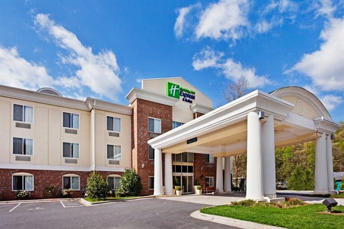 Holiday Inn Express Hotel & Suites Cherokee North Carolina - dream vacation