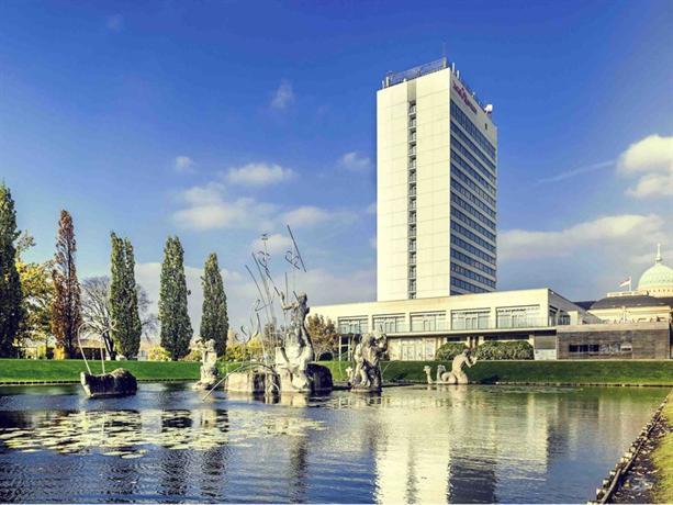 Mercure Hotel Potsdam City - dream vacation