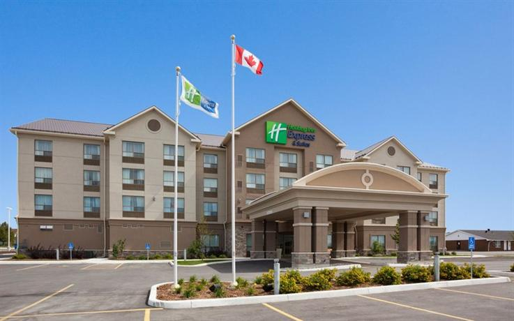 Holiday Inn Express Hotel & Suites New Liskeard
