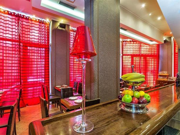 Egnatia Hotel Thessaloniki - dream vacation