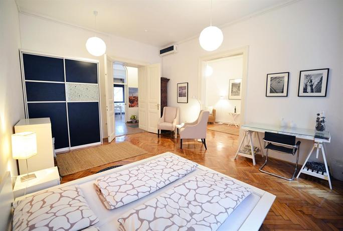 Downtown Zagreb Apartments - dream vacation