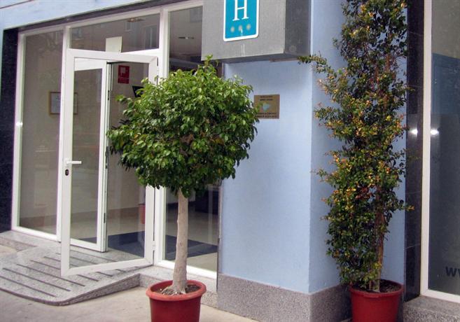 Malaga Hotel Eliseos - dream vacation