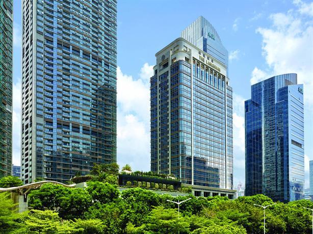 The Langham Shenzhen - dream vacation