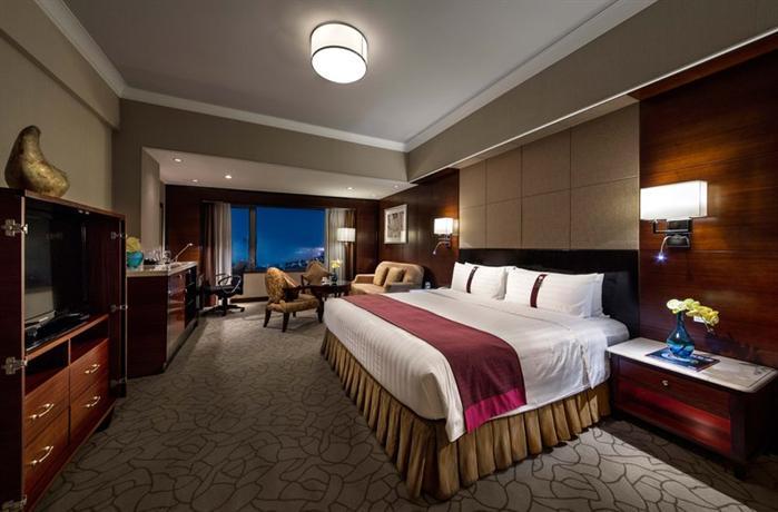 Holiday Inn Zhongshan Downtown Zhongshan - dream vacation