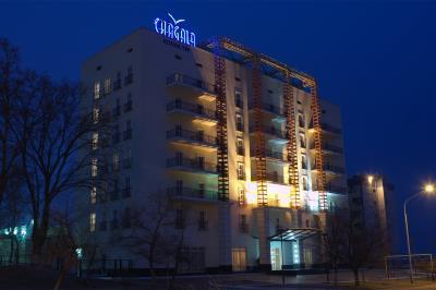 Отель Chagala Hotel Aktau