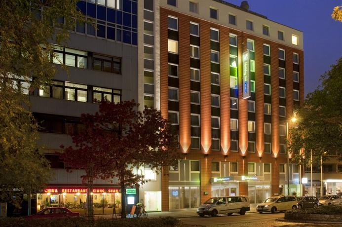 Holiday Inn Express Berlin City Centre West - dream vacation