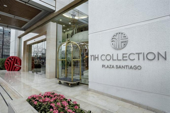NH Collection Plaza Santiago - dream vacation