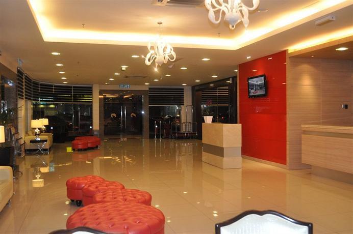 Grand Sentosa Hotel - dream vacation
