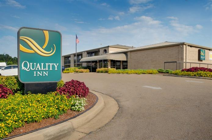 Quality Inn Columbus Mississippi - dream vacation