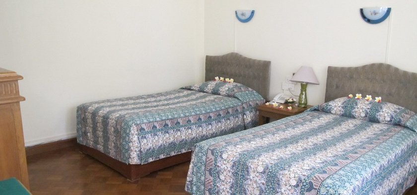 Bagan Thande Hotel - dream vacation