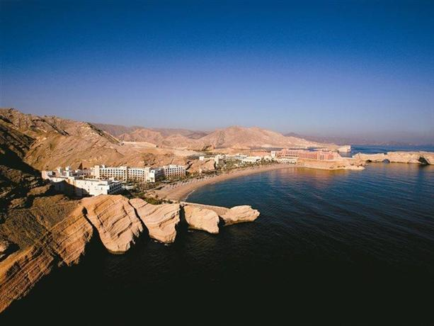 Shangri La Barr Al Jissah Resort Muscat - dream vacation