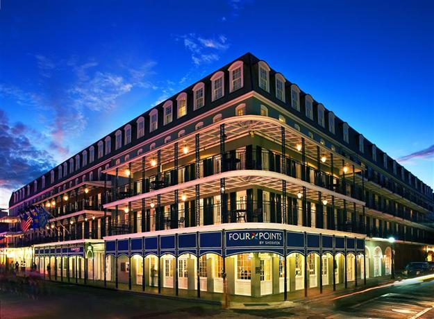 Four Points By Sheraton French Quarter - dream vacation