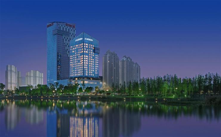 Le Meridien Yixing Hotel - dream vacation