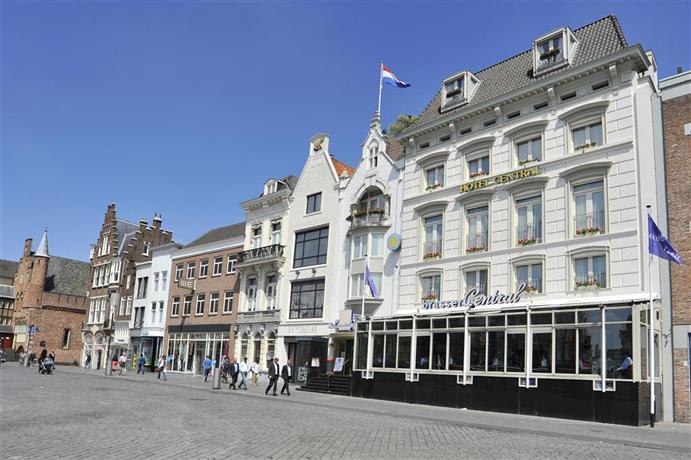 Golden Tulip Hotel Central - dream vacation