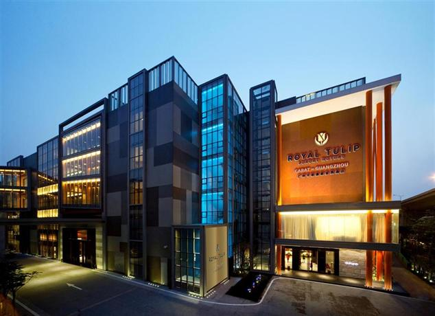 Royal Tulip Luxury Hotel Carat - Guangzhou - dream vacation