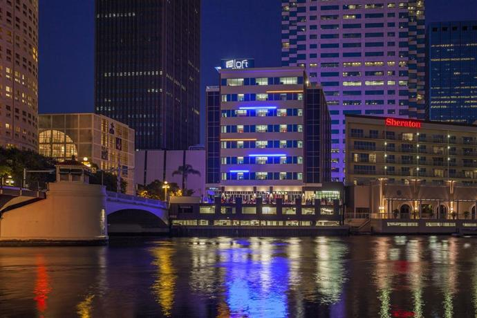 Aloft - Tampa Downtown - dream vacation