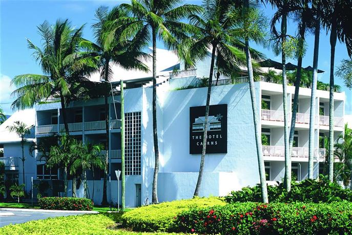 The Hotel Cairns - dream vacation