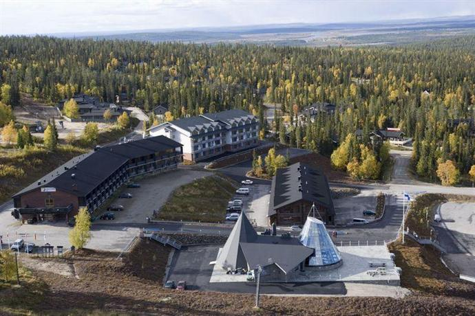 Lapland Hotels Olos - dream vacation