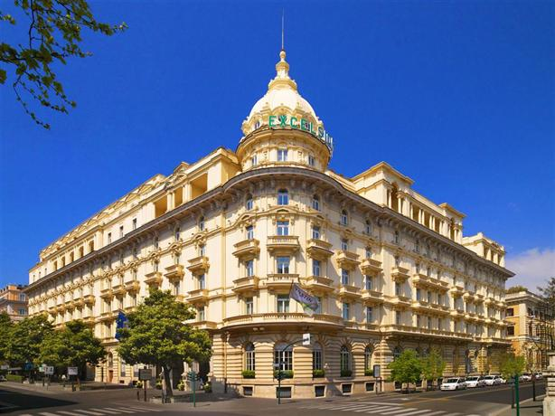 The Westin Excelsior Rome - dream vacation
