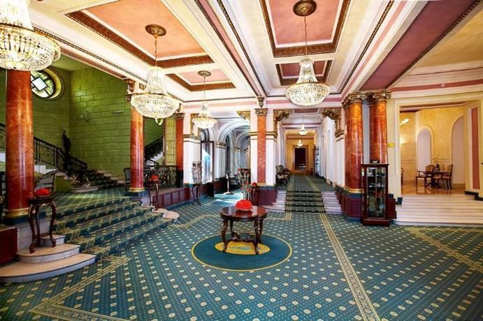 Лондонская СПА Отель