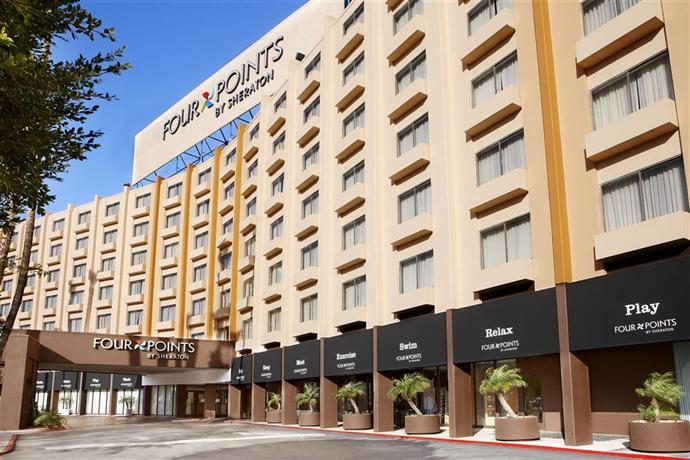 Four Points by Sheraton Los Angeles International Airport - dream vacation