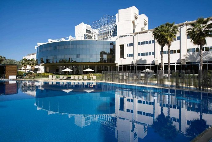 Silken Al-Andalus Palace Hotel - dream vacation
