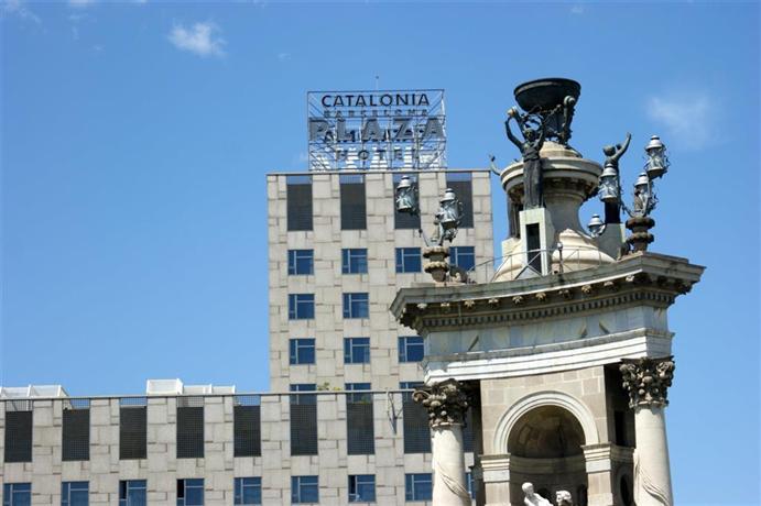 Catalonia Barcelona Plaza