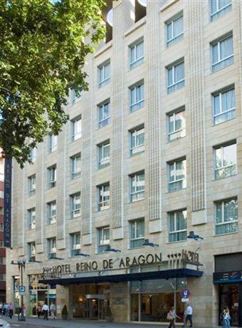 Silken Reino de Aragon Hotel - dream vacation