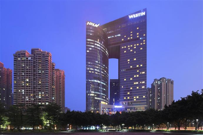 The Westin Guangzhou - dream vacation