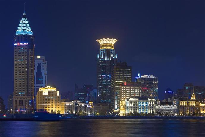 The Westin Bund Center Shanghai - dream vacation