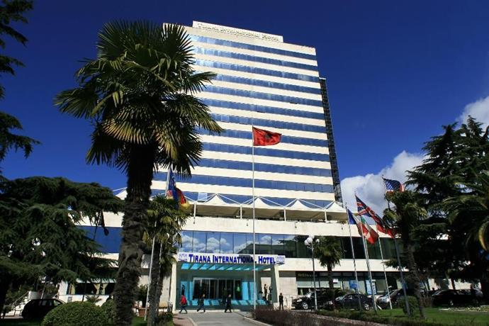 Tirana International Hotel & Conference Center - dream vacation