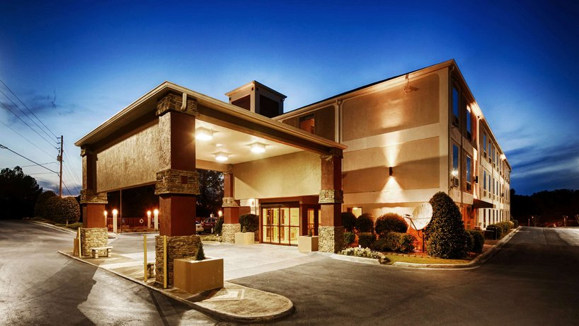 BEST WESTERN Gardendale Inn - dream vacation
