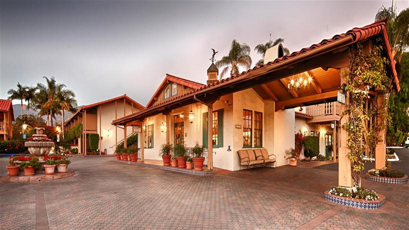 BEST WESTERN PLUS Pepper Tree Inn - dream vacation