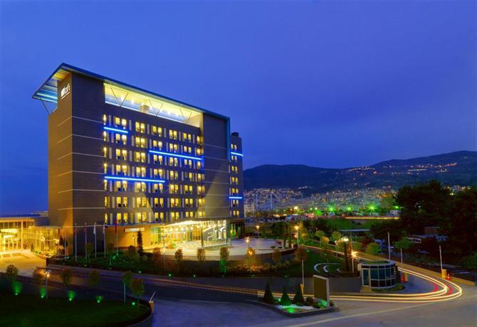 Aloft Bursa - dream vacation