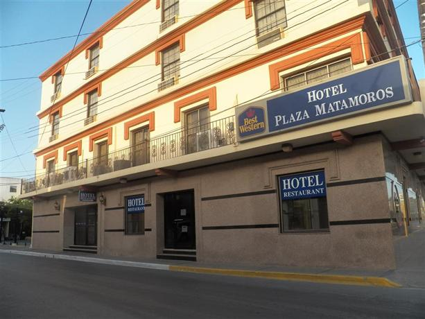 Best Western Hotel Plaza Matamoros - dream vacation