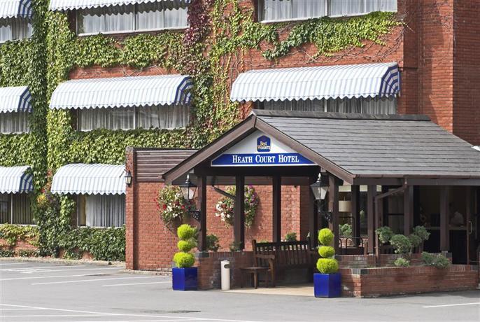BEST WESTERN Heath Court Hotel - dream vacation