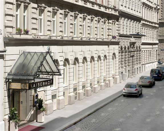 Four Star Hotels in Vienna: Best Western Premier Kaiserhof